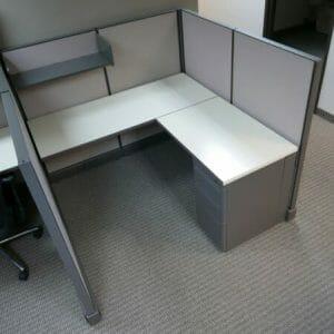 5x5 cubicles