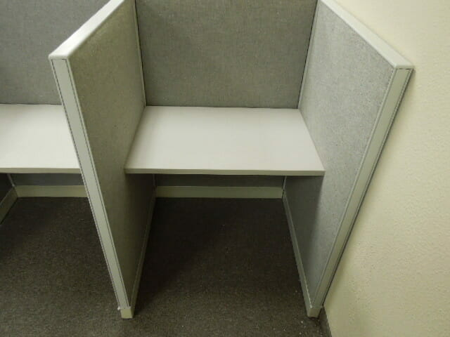 call center cubicles