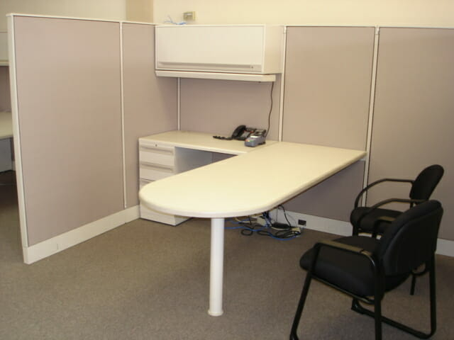 6x6 office cubicles