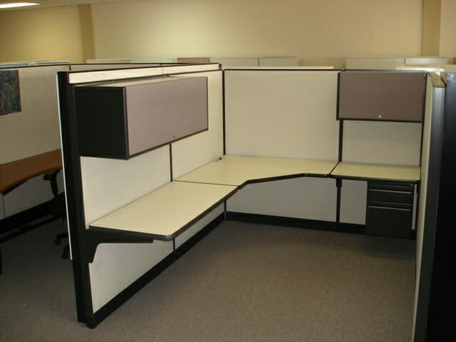 used cubicles
