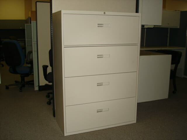 steelcase 800 series lateral file cabinet