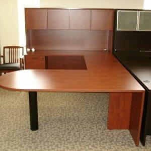 laminate desk