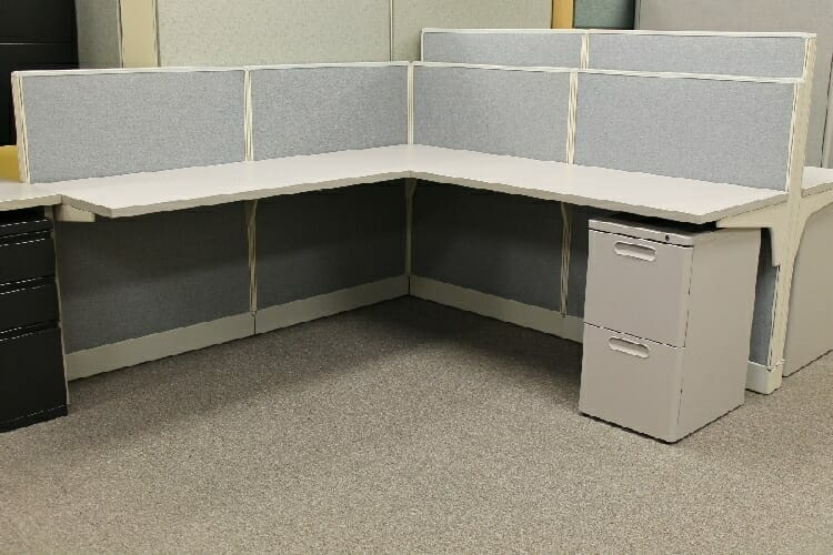 office cubes