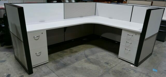 Steelcase Answer 6x8 Cubicles
