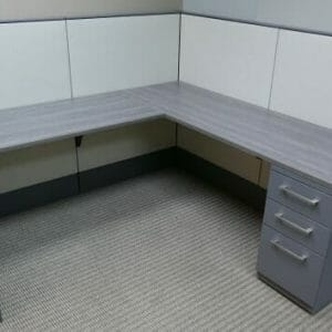 refurbished office cubicles